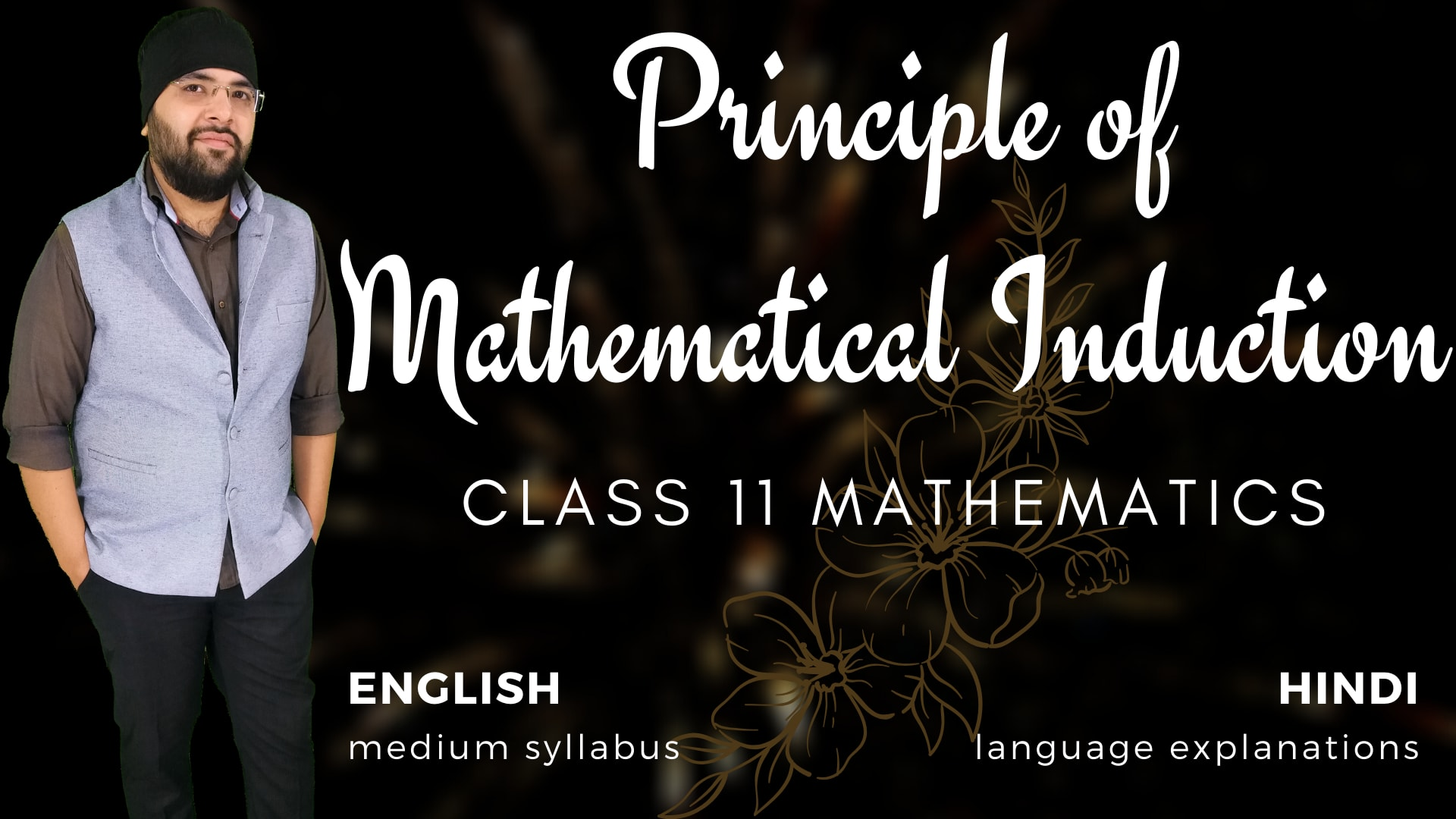 Principle of Mathematical Induction Class 11 Maths