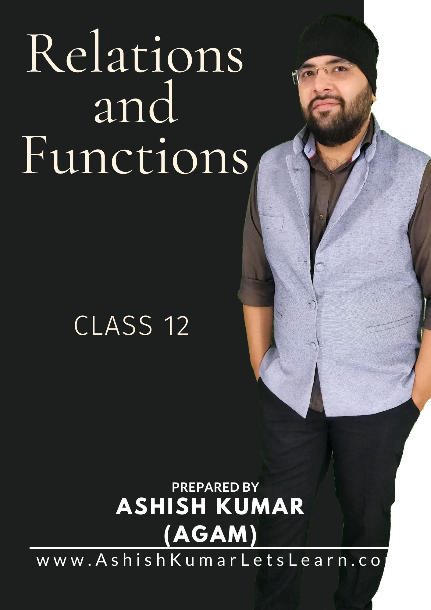 Relations and Functions - Part - 11 PDf