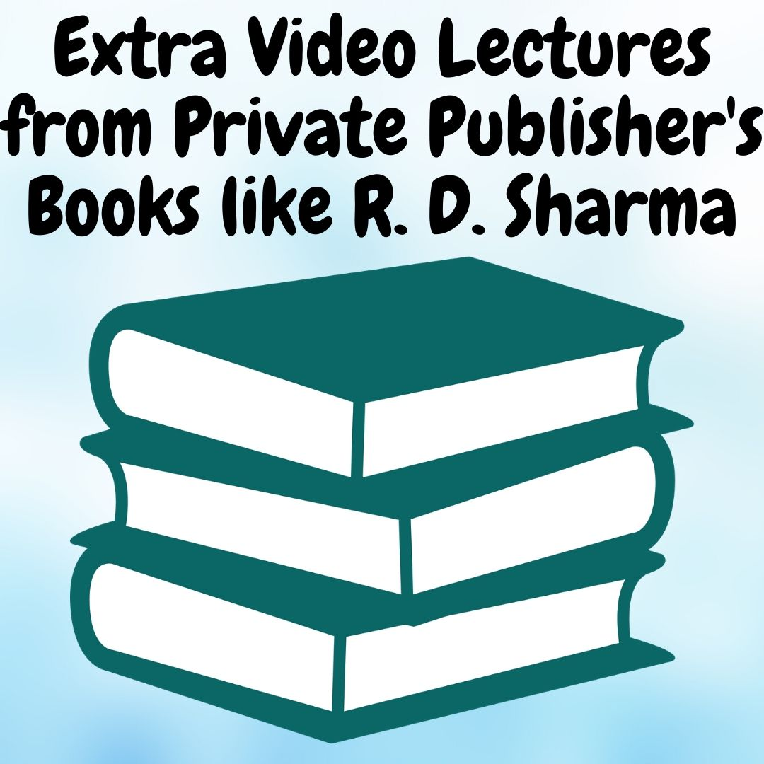 Lectures from Private Publishers