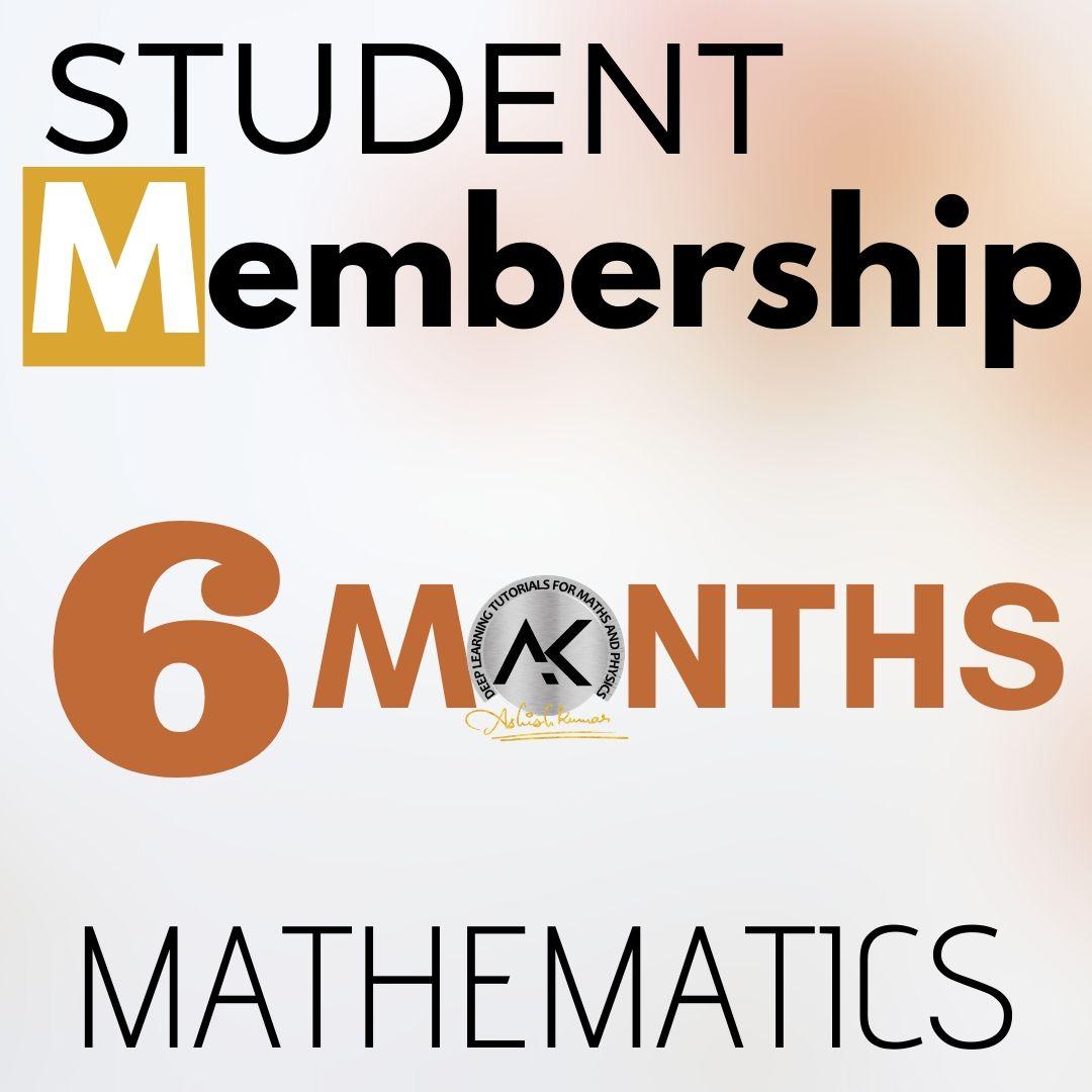 Student Membership 6 Months