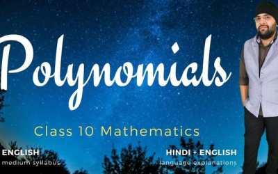 Ch02. Polynomials – 1Y