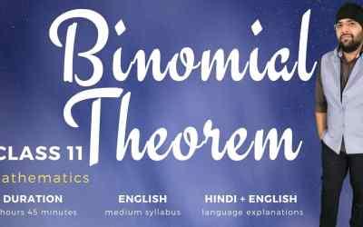 Ch8. Binomial Theorem