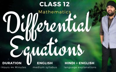 Ch09. Differential Equations – 90D