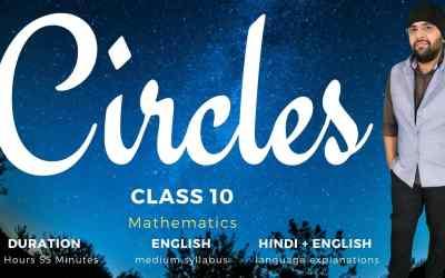 Ch10. Circles – 1Y