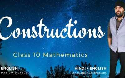 Ch11. Constructions – 1Y
