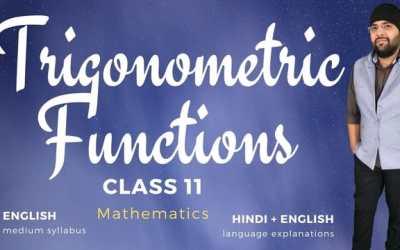 Ch03. Trigonometric Functions
