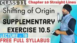 10. Straight Lines 19