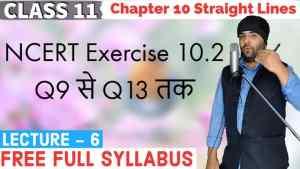 10. Straight Lines 6