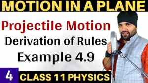 Class-11-Physics-Motion-in-a-Plane-Lecture-4