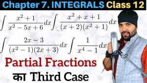 7. Integrals 1
