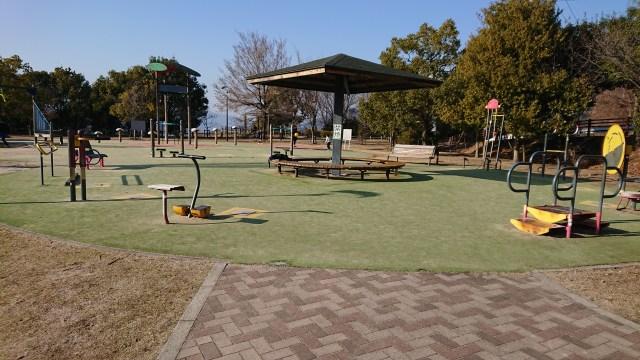 揚倉山健康運動公園