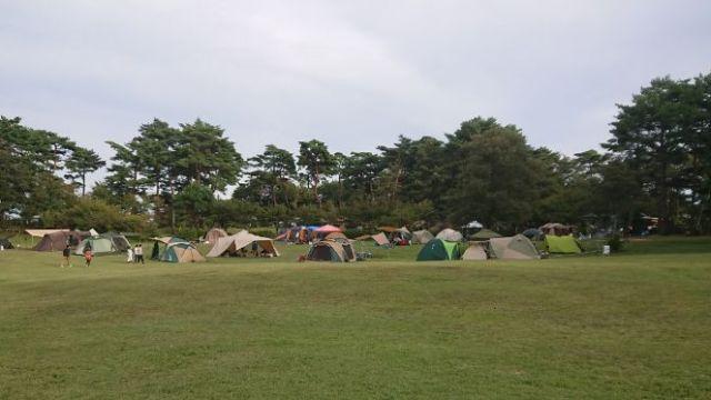 神石高原ティアガルテンキャンプ