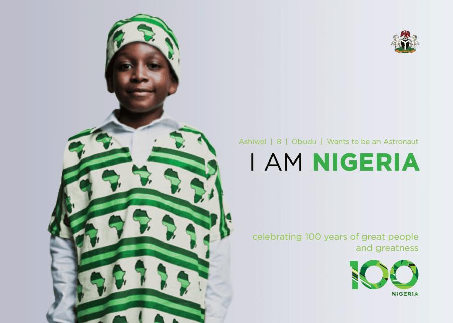 Ashiwel I am Nigeria at 100