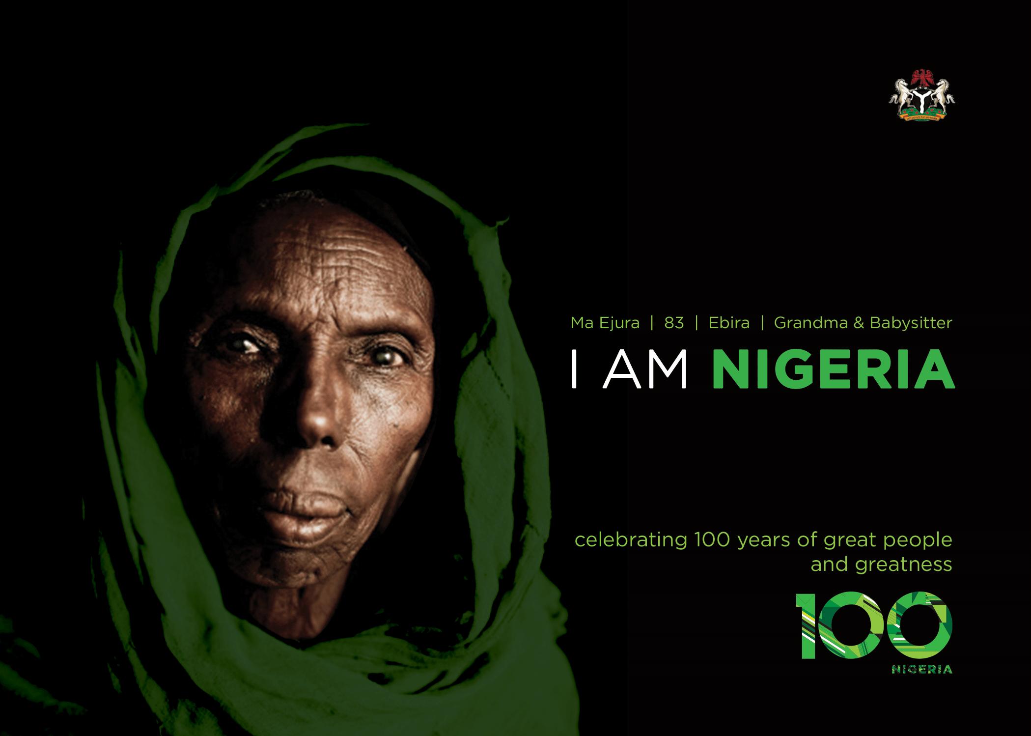 Ma Ejura I am Nigeria at 100