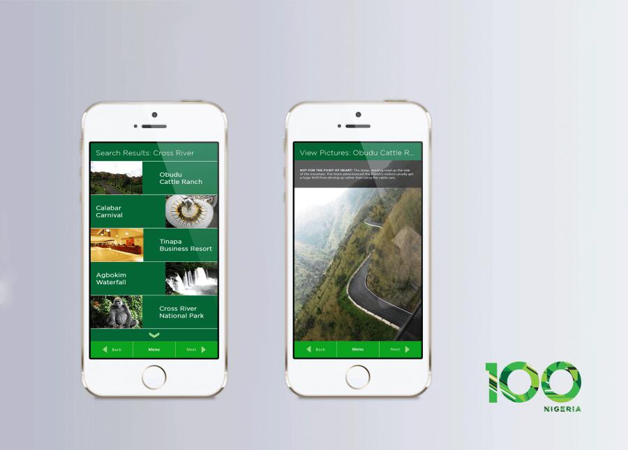 Nigeria at 100 app 2