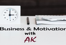 Business & Motivation with AK - ASH KNOWS