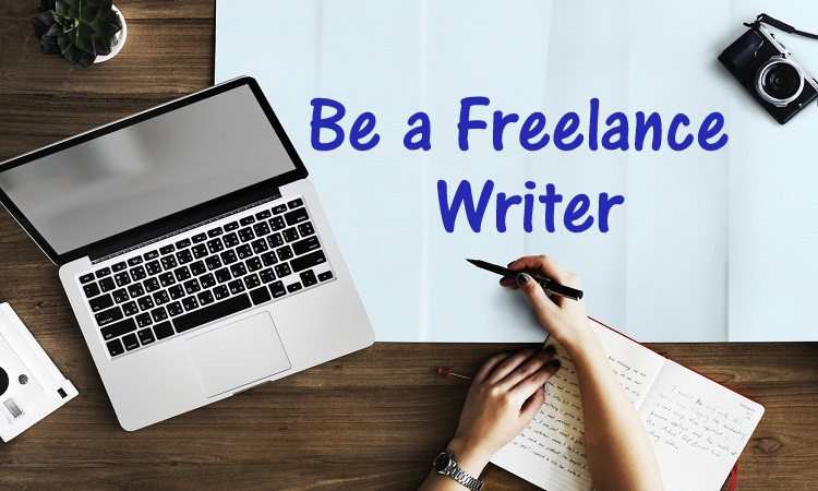 How to Be a Freelance Writer – 2019 Step-by-Step Guide - Ash Knows