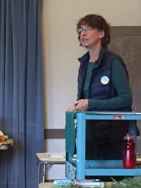 Speaker: Nancy Appling Salucci
