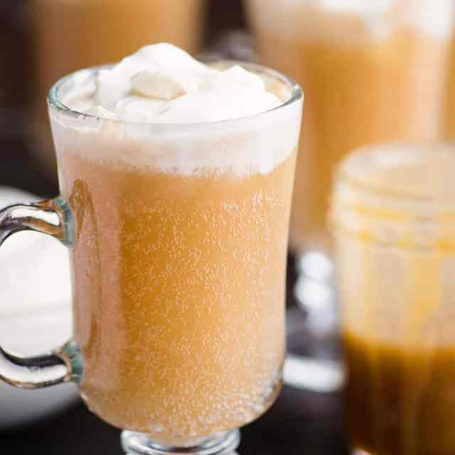 Cold Butterbeer Recipe