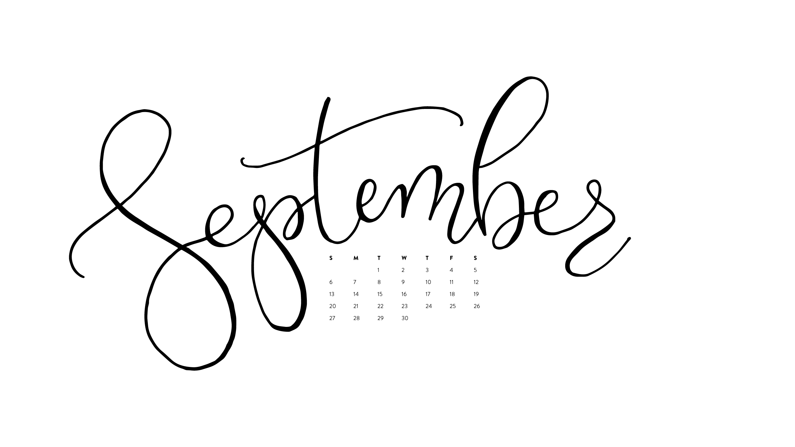 September Desktop Amp Iphone Wallpapers Ashlee Proffitt