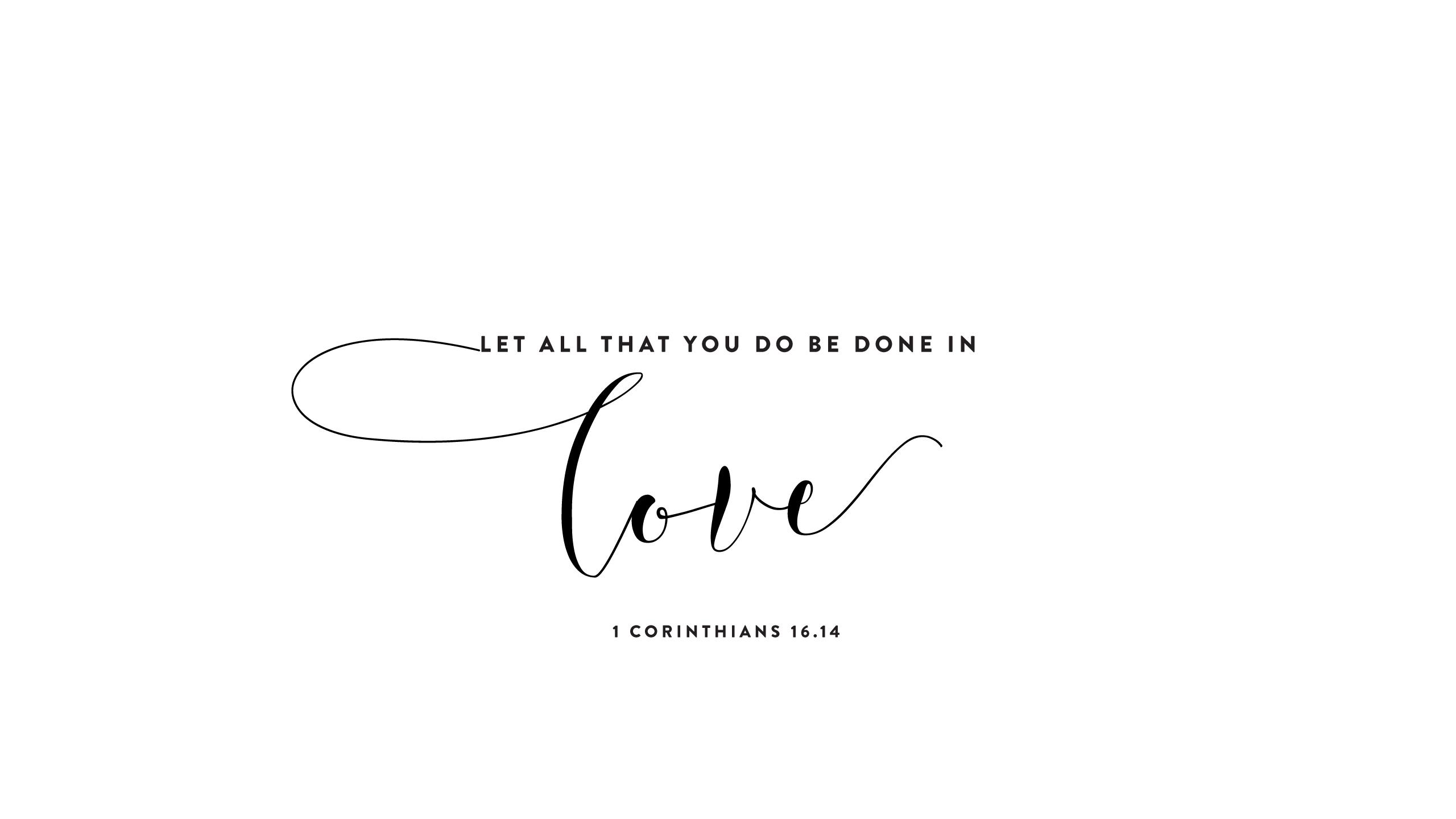 Cute Bible Verse Computer Wallpaper