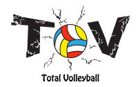 Total Volleyball Logo