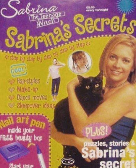 Sabrina's Secrets