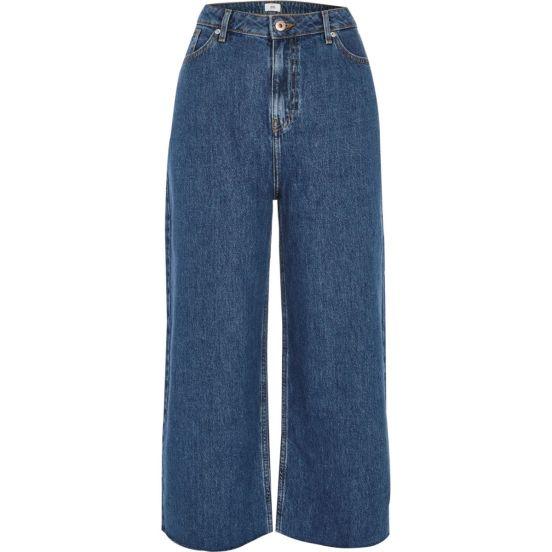 RI wide leg jeans