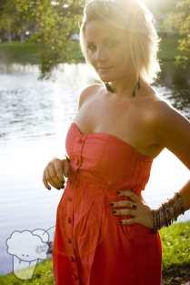 Model: Monika | Photo: Ashleigh Purvey | Location: Ft. Lauderdale, Florida