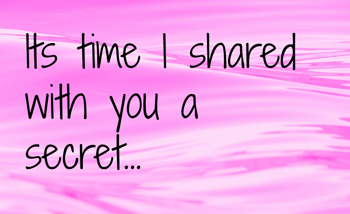 Secret blog post ashleighsworld.com