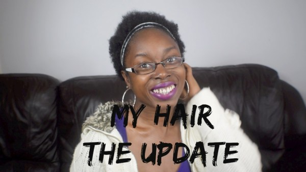 My Hair The Update ashleighsworld.com