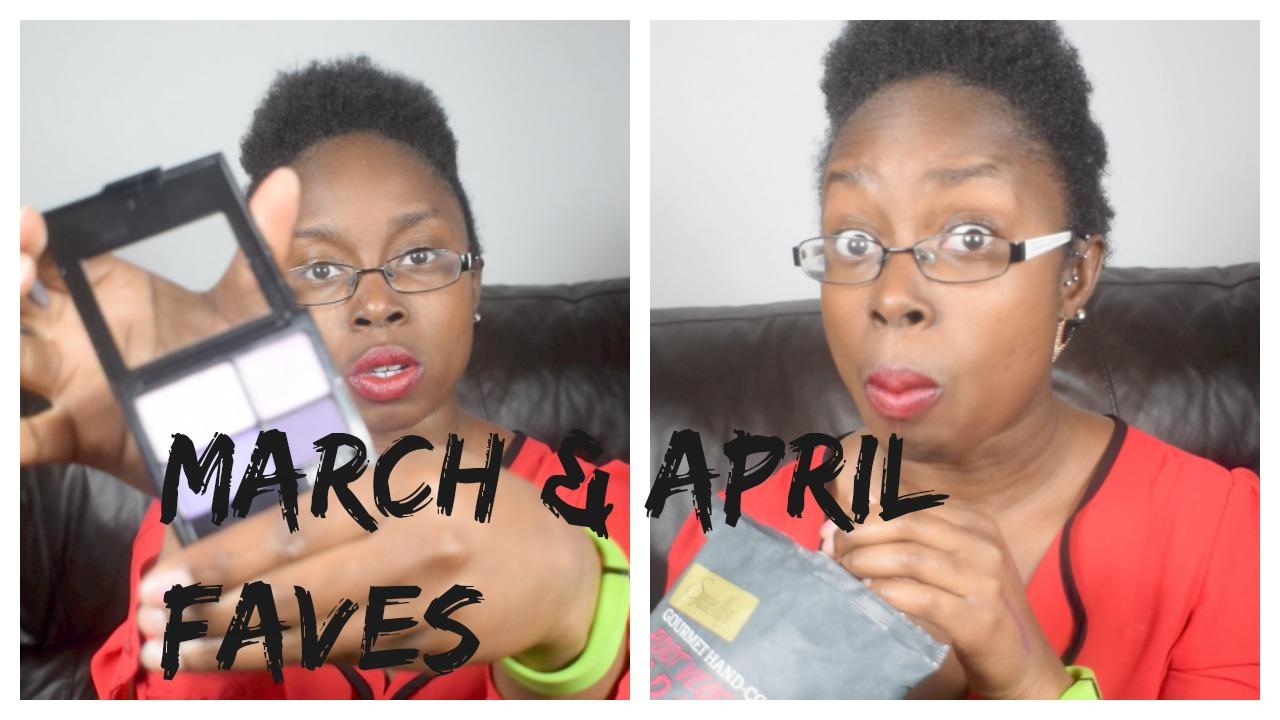 March & April Faves ashleighsworld.com