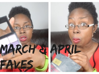 March & April Faves ashleighsworld.com