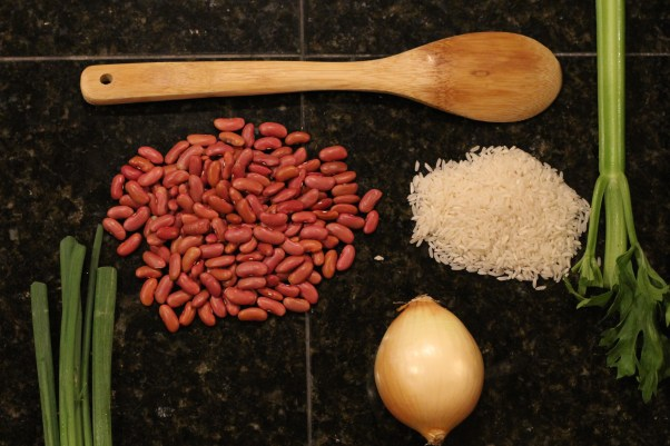 Cook   Red Beans & Rice