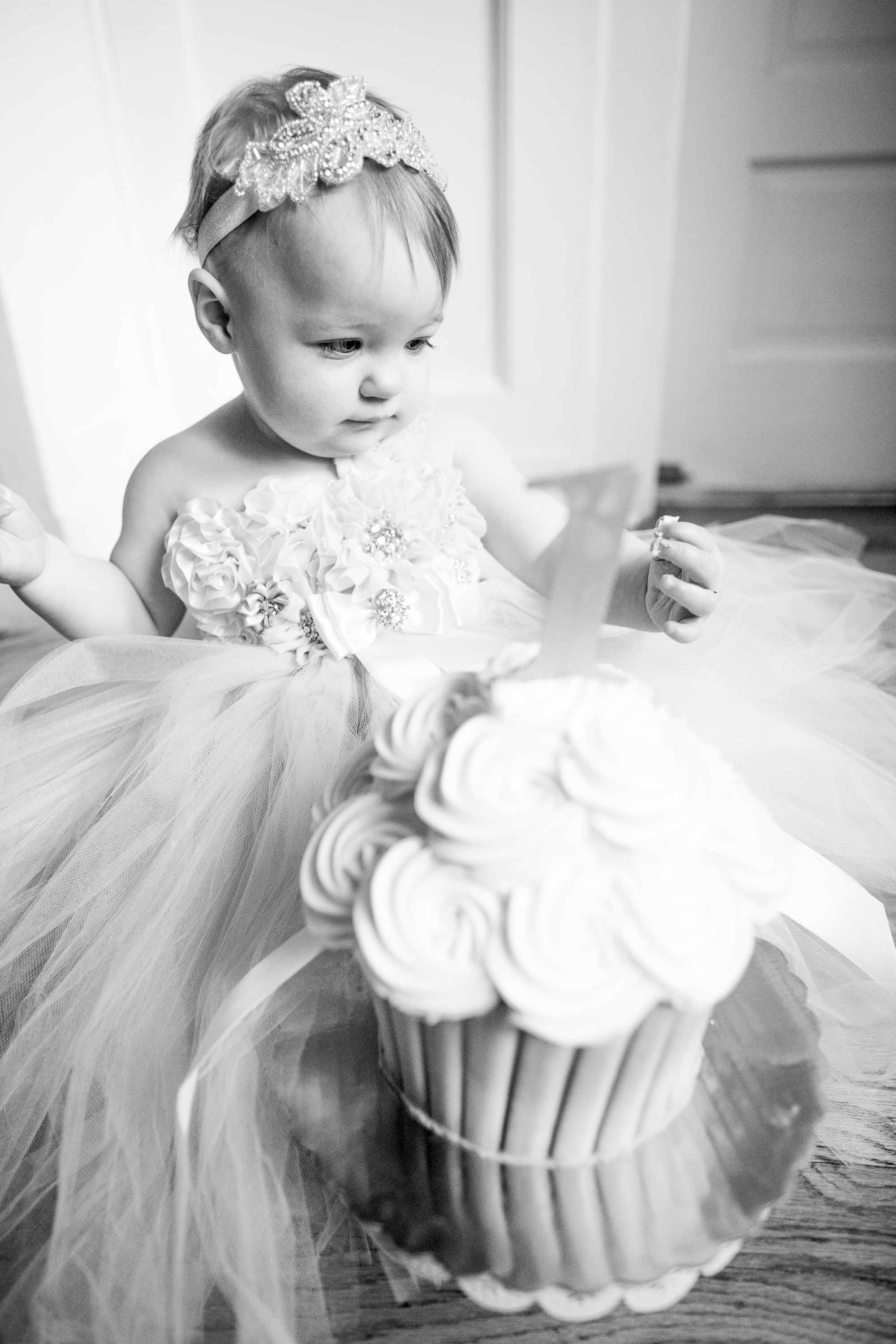Harper Guidry 1st Birthday | Ashley Landry Photography-129
