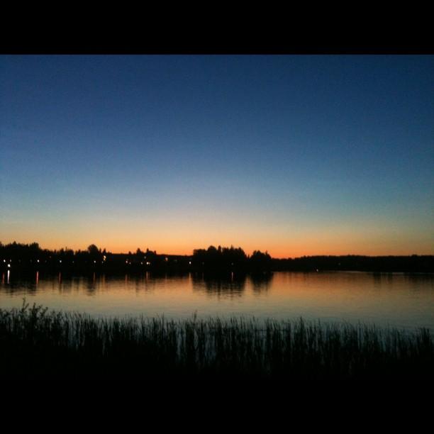 Bollas, Sweden, week of Midnights