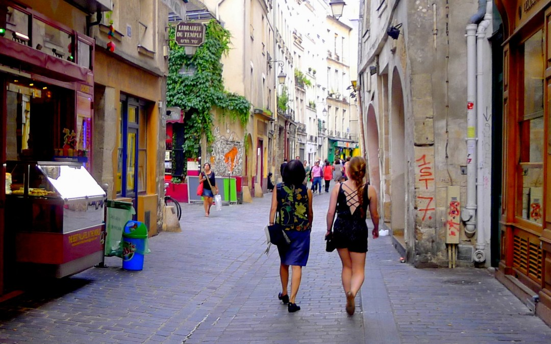 A Mini Guide to Le Marais, Paris' Artsy Jewish Quarter