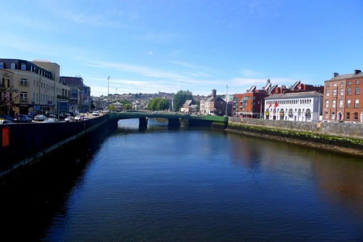 River Lee. Cork, Ireland