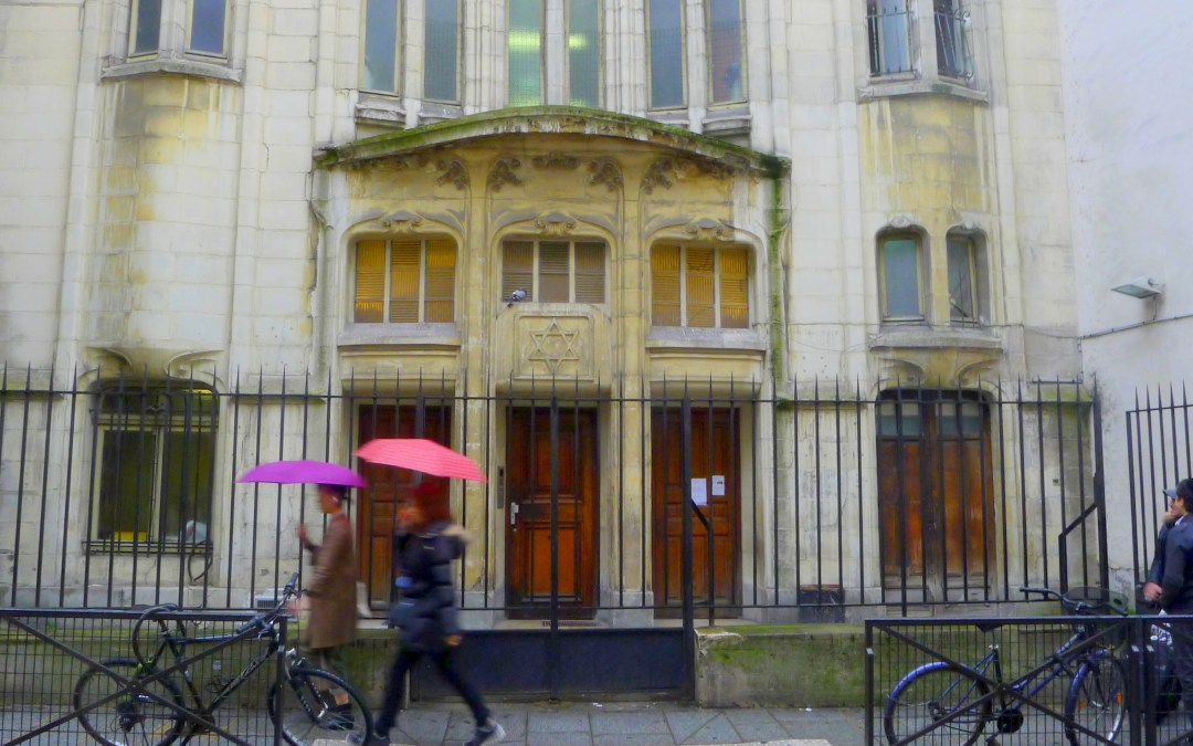 Paris in the Rain: A Photo Essay in the City of Lights