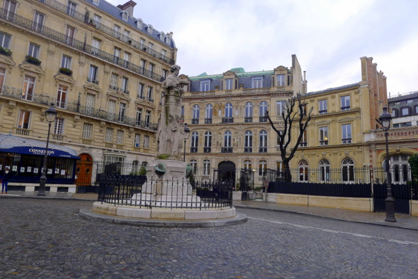 Place Saint-Georges