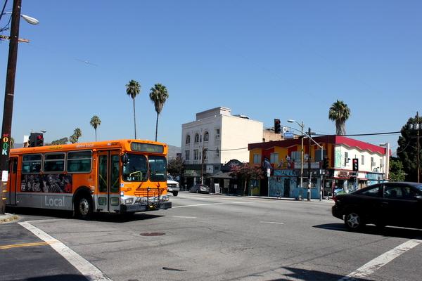 Los Angeles Attractions