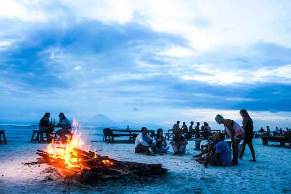 What to do on Gili Trawangan