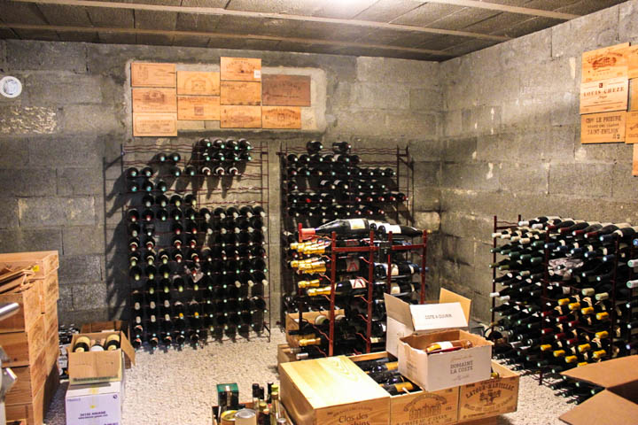 French_Eating_Habits_Wine_Cellar