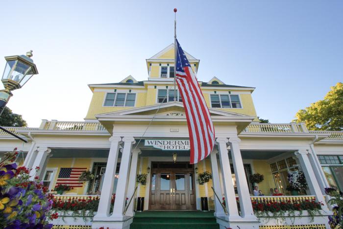 America's Summerplace- Mackinac Island