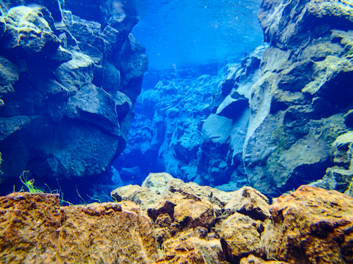 Scuba Diving in Iceland