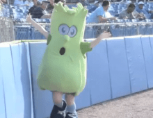 Anything Once: An evening at the Blue Rocks