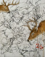 """25 of 25,000 Deer"" #1"