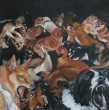 """Dog Fight"""