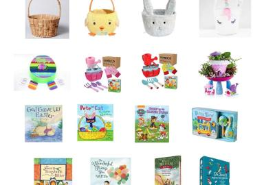 Easter Basket Gift Ideas For Babies and Kids