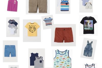 Spring and Summer Clothes for Kids